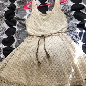 Lace Casual dress